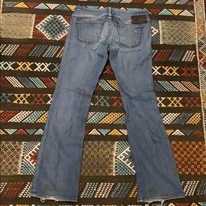 Diesel cherock 26 x30 length button front jeans